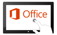 Microsoft Office 365 touch mobile
